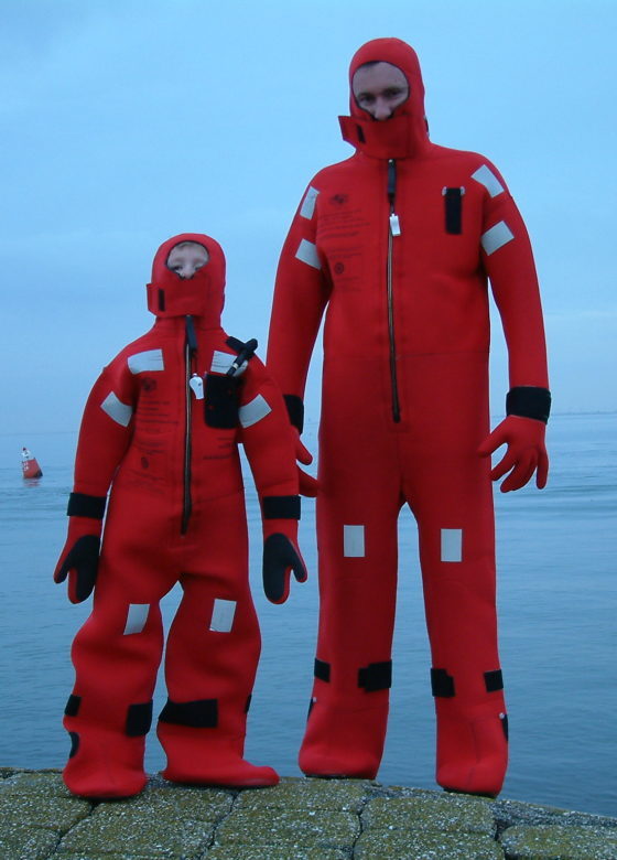 Stearns Immersion suits